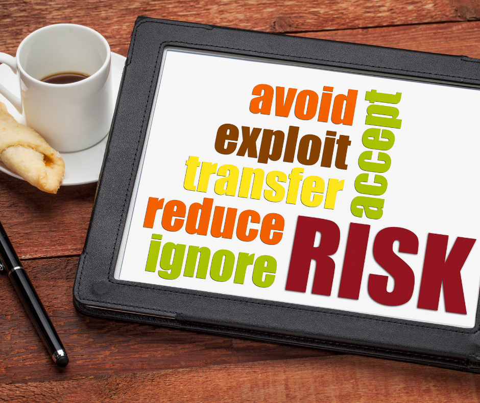 FIVE (5) WAYS TO MINIMIZE RISKS IN YOUR BUSINESS.