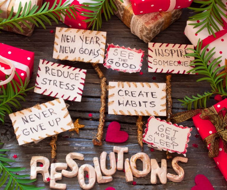 5 steps to plan and crush your New Year resolutions