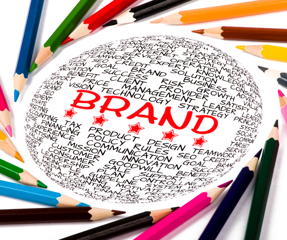 Picture illustration of what branding is