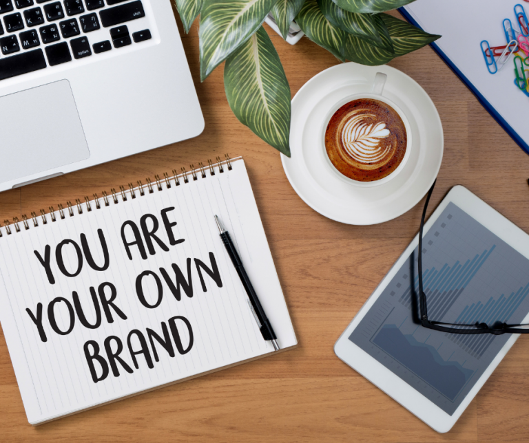 An image talking about brand building